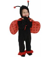 Карнавальный костюм для девочки Вестифика Божья коровка