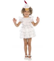 Карнавальный костюм для девочки Вестифика Курочка