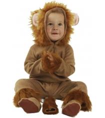 Карнавальный костюм для мальчика Вестифика Львенок размер 74-80