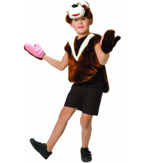 Карнавальный костюм для мальчика Вестифика Медвежонок Рост: 104-110