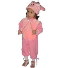 Карнавальный костюм для девочки Вестифика Поросенок