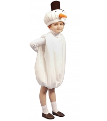 Карнавальный костюм для мальчика Вестифика Снеговик