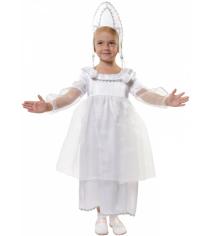 Карнавальный костюм для девочки Вестифика Снежинка сверкающая