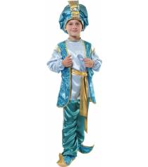Карнавальный костюм для мальчика Вестифика Султан р.104-110