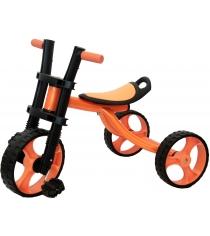 Трехколесный детский велосипед Vip Lex 706B оранжевый...