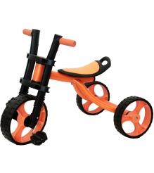 Трехколесный детский велосипед Vip Lex 706B оранжевый