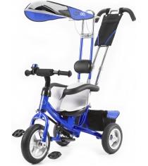 Трехколесный детский велосипед Vip Lex 903-2А синий...