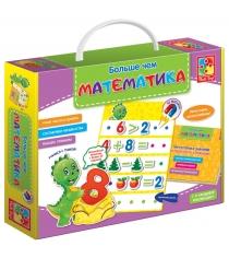 Настольная игра Vladi Toys Больше чем Математика VT2801-06