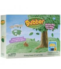 Масса для лепки Waba Fun Bubber зелёная 1200 гр 140-705