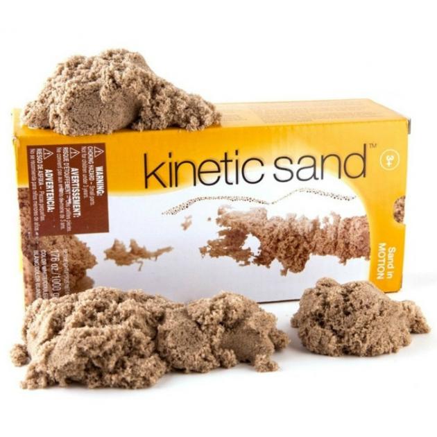 Кинетический песок Waba Fun Kinetic Sand 1 кг 150-101