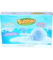 Масса для лепки Waba Fun Bubber белая 1200 гр 140-015