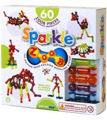 Конструктор Zoob Sparkle 60 деталей 11060