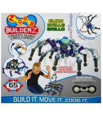 Конструктор Zoob Glow Creepy Creatures 14003