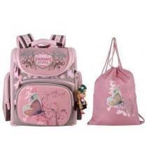Школьный рюкзак Across со сменкой 196-16