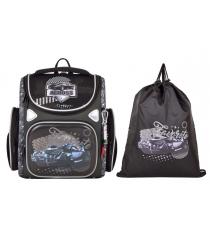 Школьный рюкзак Across со сменкой 197-5