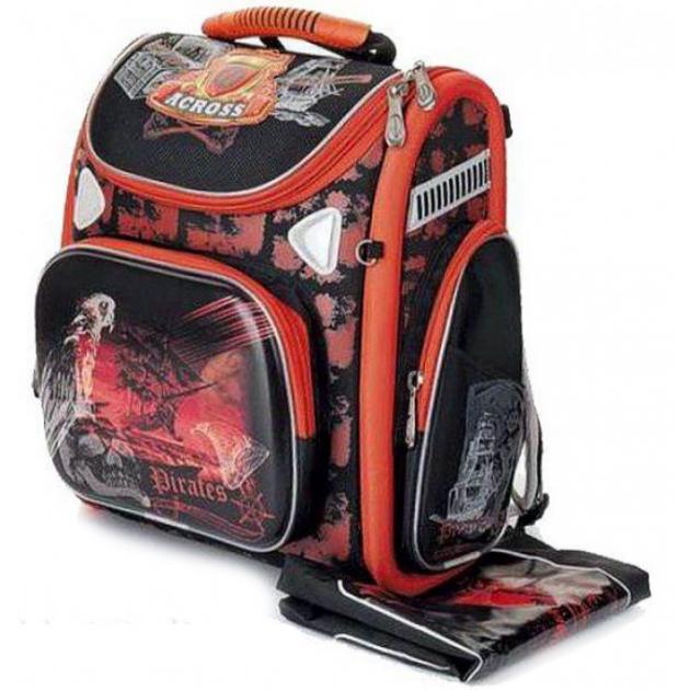 Школьный рюкзак Across со сменкой ACR14-196-10