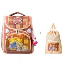 Рюкзак Across со сменкой ACR15-195-18
