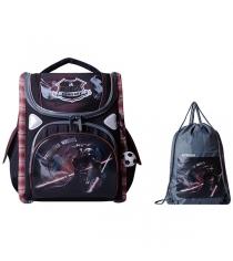 Рюкзак Across со сменкой ACR15-195-9