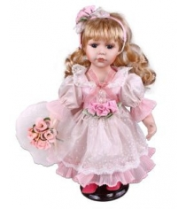 Кукла фарфоровая Angel Collection Лина 12 53054