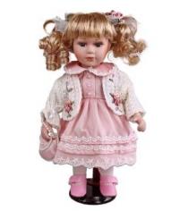 Кукла фарфоровая Angel Collection Люси 12 53055