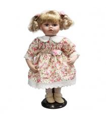 Кукла фарфоровая Angel Collection Цветочек 12 53654