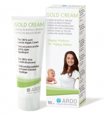 Ланолиновый крем для сосков Ardo Gold Cream 10мл 63.00.210