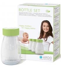 Набор из 3 бутылочек Ardo Bottle Set 150 мл 63.00.263
