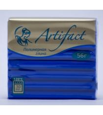 Полимерная глина Artifact синий классический 7091