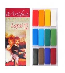 Полимерная глина Artifact lapsi 12 классических цветов 7112-8
