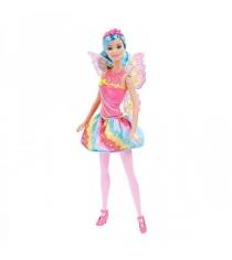 Барби Кукла-принцесса Rainbow Fashion DHM56