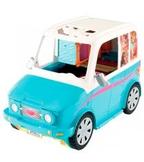 Барби Раскладной фургон для щенков DLY33