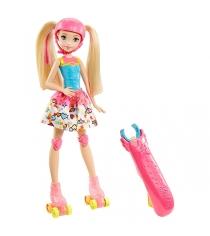 Барби Кукла на роликах из серии и виртуальный мир DTW17