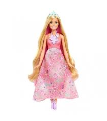 Барби Принцесса с волшебными волосами DWH42