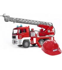 Пожарная машина MAN c каской Bruder 01-981