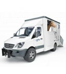 Фургон MB (Mercedes Benz Sprinter Bruder 02-533