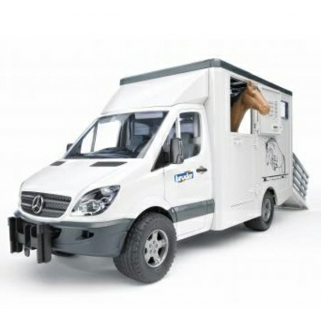 Фургон MB (Mercedes Benz Sprinter Bruder 02-533