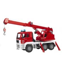 Пожарная машина MAN Bruder 02-770