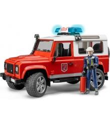 Land Rover Defender Station Wagon Bruder 02-596
