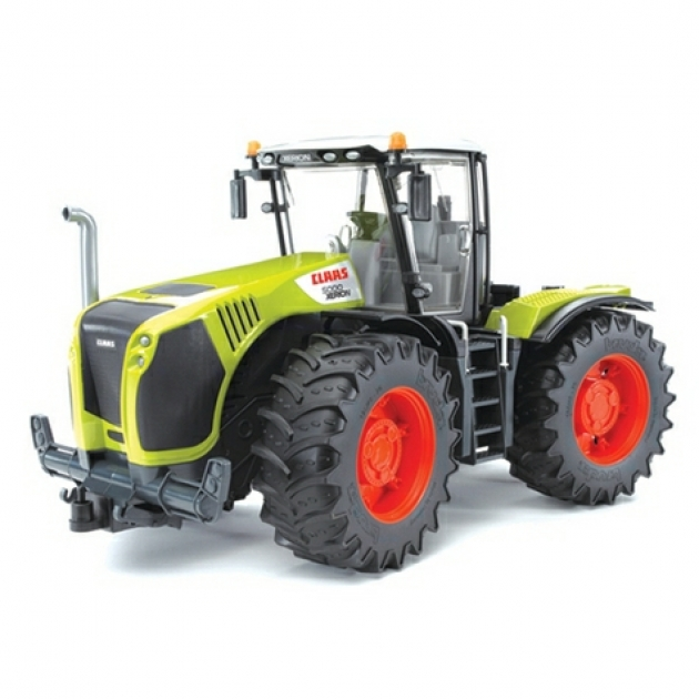 Трактор Claas Xerion 5000 с поворачивающейся кабиной Bruder 03-015