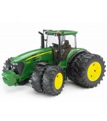Трактор John Deere 7930 с двойными колёсами Bruder 03-052