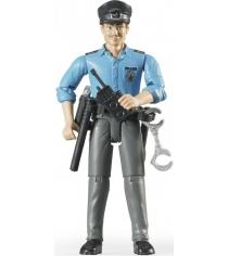 Фигурка полицейского Bruder 60-050
