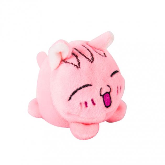 Мячик кот розовый 7 см Button Blue 73-1001