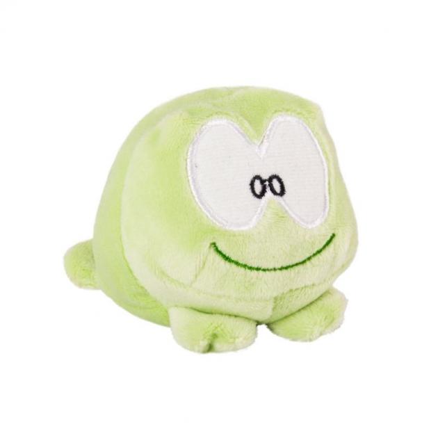 Мячик зеленый человечек 7 см Button Blue 73-1003