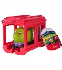 Хит тв рекламы Игровой набор Чаггингтон паровозик Коко с гаражом 38623