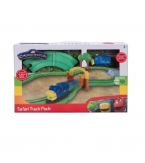 Игровой набор Chuggington Сафари парк и Брюстер 38671