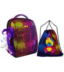Школьный рюкзак De lune 7-126