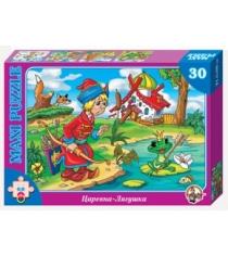 Пазлы макси 30 царевна лягушка Десятое королевство 205