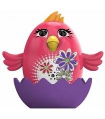 DigiBirds Цыпленок с кольцом Poppy розовый 88280-2