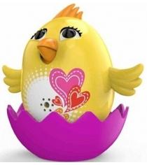 DigiBirds Цыпленок с кольцом Mila желтый 88280-3