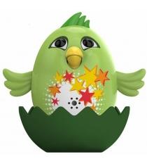 DigiBirds Цыпленок с кольцом Fluff зеленый 88280-4